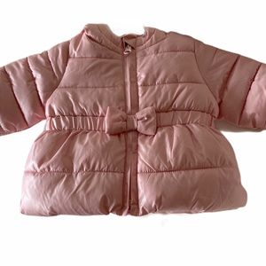 Baby Gap Newborn Puffer Winter Coat